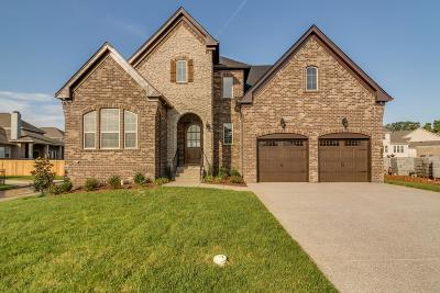 Williamson County Single Family Home Under Contract - Not Showing: 248 Broadgreen Lane, Lot 115