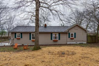 Madison Single Family Home For Sale: 118 Vandiver Dr