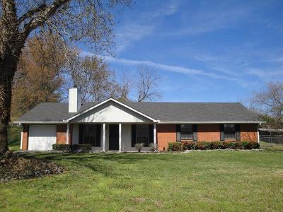 Franklin Single Family Home For Sale: 1005 Hickory Ridge Dr