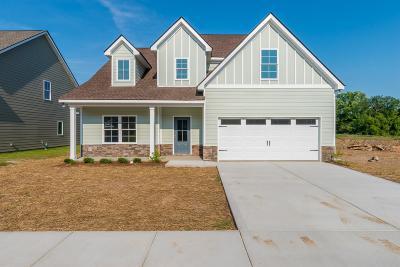 Murfreesboro Single Family Home For Sale: 4121 Stark St Lot 32