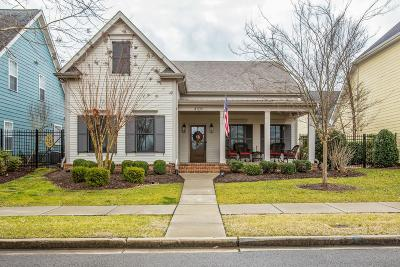 Spring Hill Single Family Home For Sale: 4109 River Links Dr