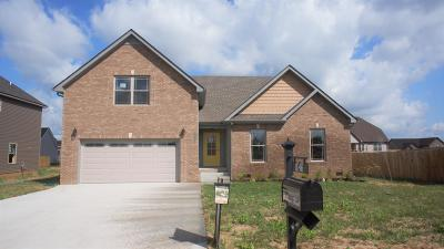Single Family Home Under Contract - Showing: 507 Autumnwood Farms