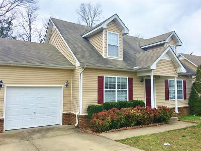 Davidson County Single Family Home For Sale: 145 Grovedale Trce