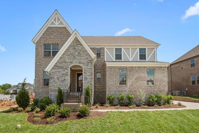 Williamson County Single Family Home For Sale: 2012 Belsford Drive #156