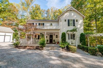 Franklin Single Family Home Under Contract - Not Showing: 5474 Parker Branch Rd