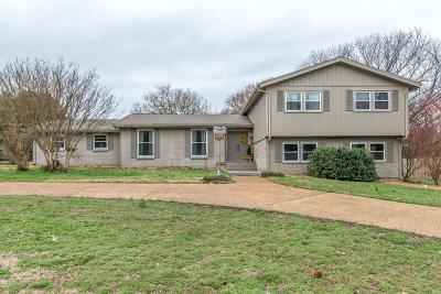 Old Hickory Single Family Home Under Contract - Not Showing: 4913 Lakeridge Dr