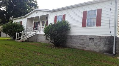 Sumner County Single Family Home For Sale: 1632 Pleasant Grove Rd
