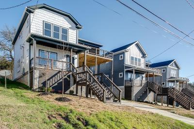 Nashville Single Family Home For Sale: 511 Yokley Dr