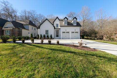 Nashville Single Family Home For Sale: 925 Downey Dr