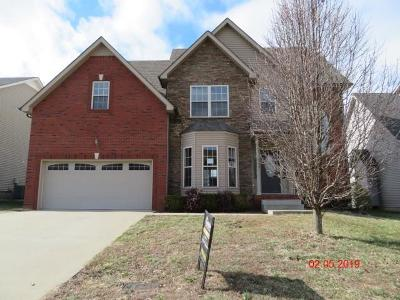 Clarksville Single Family Home For Sale: 1217 Chinook Cir