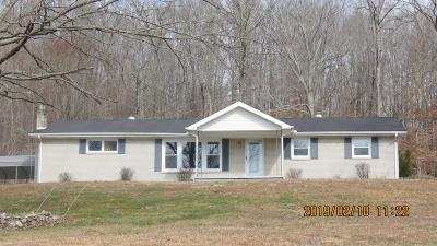 Tennessee Ridge Single Family Home For Sale: 2050 Limekiln Rd