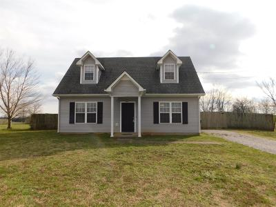 Christian County Single Family Home Under Contract - Not Showing: 293 Bumpus Mill