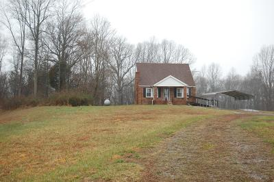 Clarksville Single Family Home For Sale: 2770 Highway 48