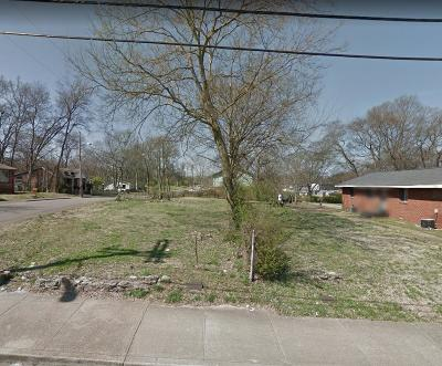 Nashville Residential Lots & Land For Sale: 803 25th Ave N
