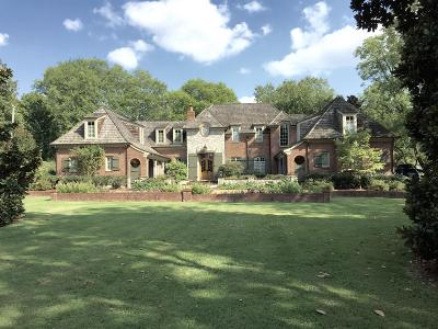 Belle Meade Single Family Home Under Contract - Not Showing: 828 Belle Meade Blvd