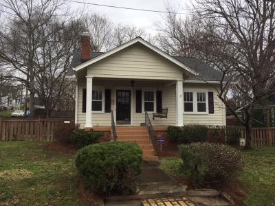 Single Family Home Under Contract - Showing: 1621 Ordway Pl