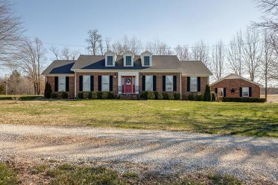 Summertown Single Family Home For Sale: 4714 Highway 43 N