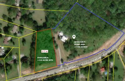 Residential Lots & Land For Sale: 1531 Franklin Rd