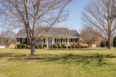 Columbia Single Family Home Under Contract - Showing: 107 Shapiro Trl