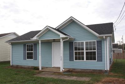 Christian County Single Family Home Under Contract - Showing: 959 Stateline Rd
