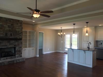 Maury County Single Family Home For Sale: 3352 Cecil Farm Road