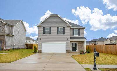 Clarksville Single Family Home For Sale: 1209 Winterset Drive