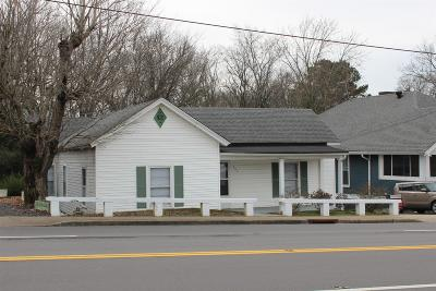Clarksville Single Family Home For Sale: 732 Madison St