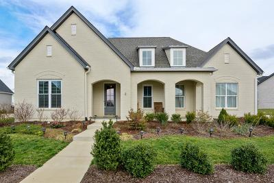 Mount Juliet Single Family Home For Sale: 109 Vanner Rd