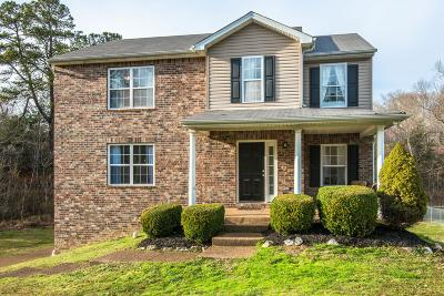 Williamson County Single Family Home For Sale: 7404 Penngrove Ln