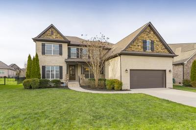 Spring Hill Single Family Home Under Contract - Showing: 8050 Fenwick Ln