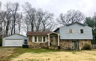 Sparta Single Family Home Under Contract - Not Showing: 384 Nugget St