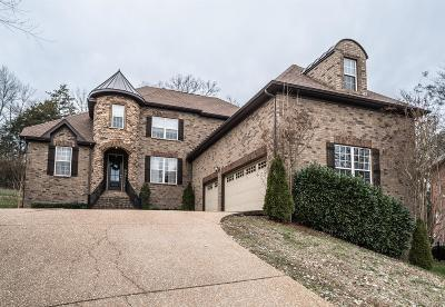 Hendersonville Single Family Home For Sale: 1012 Atchley Ct