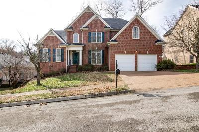 Franklin Single Family Home For Sale: 141 Carphilly Cir