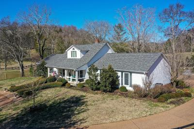 Goodlettsville Single Family Home For Sale: 6100 Lickton Pike