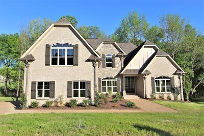 Wilson County Single Family Home For Sale: 114 Brixton Ridge #7-C