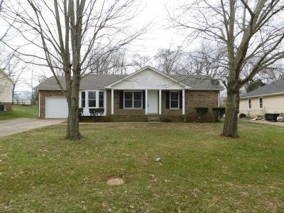 Clarksville Single Family Home For Sale: 236 Moncrest Dr