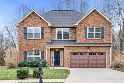 Nashville Single Family Home For Sale: 1296 Brigade Dr
