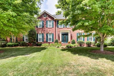 Old Hickory Single Family Home For Sale: 2016 Dunedin Cove