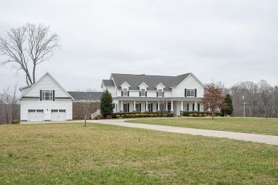 Ashland City Single Family Home Under Contract - Showing: 2956 Mosley Ferry Rd