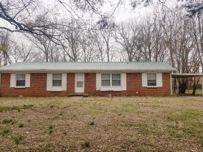 Clarksville Single Family Home For Sale: 2215 Pendleton Dr
