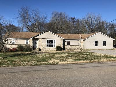 Marshall County Single Family Home Under Contract - Not Showing: 2108 Mae Ln