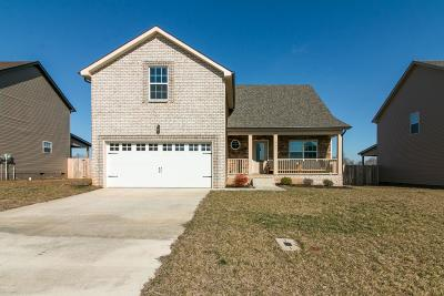 Clarksville Single Family Home For Sale: 736 Crestone Ln