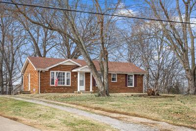 Clarksville Single Family Home For Sale: 125 Marie Dr
