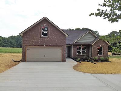 Clarksville Single Family Home For Sale: 3729 Chapel Hill Rd