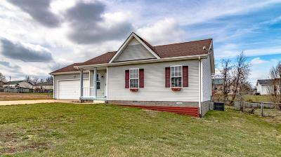 Christian County Single Family Home Under Contract - Not Showing: 101 Bower Ct