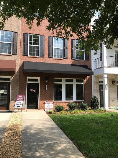 Smyrna Condo/Townhouse For Sale: 1011 Avery Park Drive
