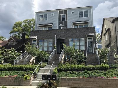 Single Family Home For Sale: 3115 Belwood St