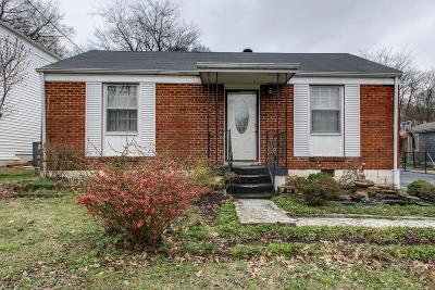 Nashville Single Family Home For Sale: 636 Westboro Dr