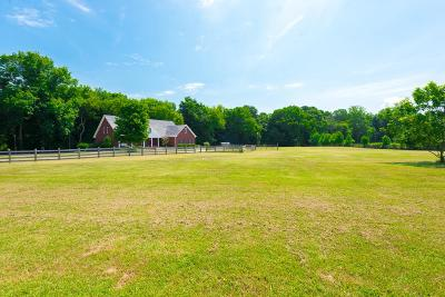 College Grove Single Family Home For Sale: 6530 Eudailey Covington Rd