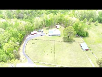 Hohenwald Single Family Home For Sale: 421 Rackley Rd